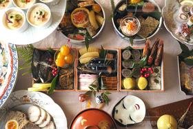 おうちごはん,キッチン,おせち,おせち料理,お正月,和食,器,テーブルフォト,日本料理,伝統料理,季節料理