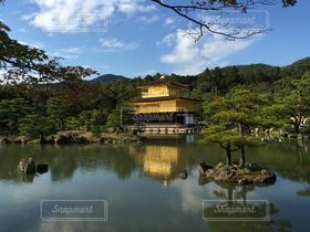 建物,京都,世界遺産,歴史,金閣寺