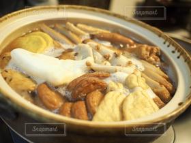 食べ物,冬,鍋,おでん,熱々