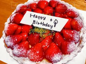 スイーツ,ケーキ,赤,いちご,タルト,誕生日,パーティー,ストロベリー,バースデーケーキ