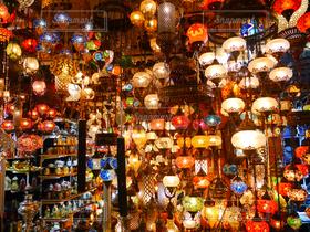 きれい,ランプ,トルコ,きらきら,トルコランプ,トルコランプ屋さん