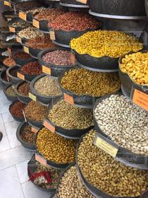 旅行,旅,ナッツ,市場,イラン,テヘラン