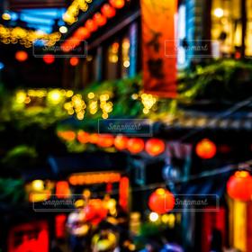 夜景,海外,台湾,九份
