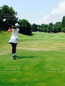 女性,スポーツ,ゴルフ,ゴルフ場