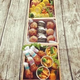 食べ物,お弁当,キッチン,おにぎり,テーブルフォト,運動会