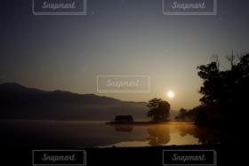 自然,風景,アウトドア,空,夜空,長野,野尻湖