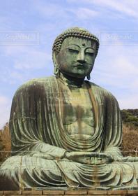 大きい,祈り,大仏,鎌倉,仏教,どっしり,胡座,宗教,信仰